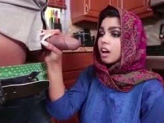 Arab innocent teen ada gets filled