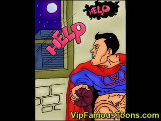 Superman และ supergirl เพศ