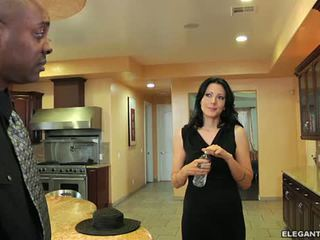 Zoey Holloway Hot Milf Does Interracial Anal