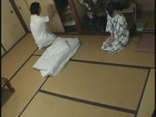 Japans huisvrouw massage neuken video-