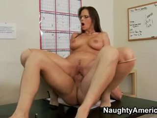 Messy Wench Syren DEmer Gets Her Asshole Boned Deep With A Massive Cock