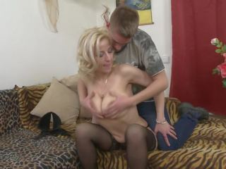 Taboo Sex Fantasy Mature Mom and Young Son: Free HD Porn 66