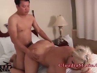 fake tits, big tits, anal