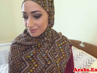 Pounded muslim babeh jizzed in mouth, free porno 89
