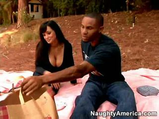 Lisa ann fucking cj wright outside
