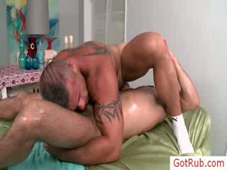 Extreme homo asshole rubbing 6