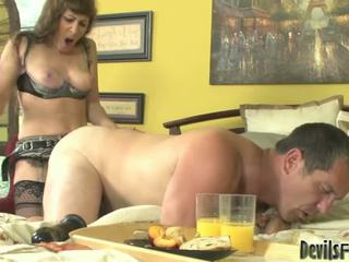 strap-on hq, hq female domination check, real femdom quality