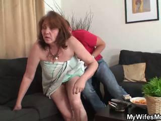 Viejo madre en ley tabú sexo
