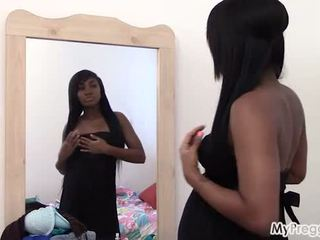 rated pregnant action, quality black posted, ebony