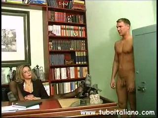lesbian, amatoriale, italian