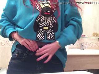 Como meter el tampón en la wagina