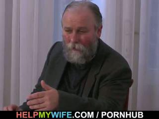 Lui paid lui a cazzo suo moglie