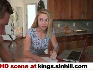 Голям синигер мама teaches тя сладурана тийн дъщеря към bang - kings.sinhill.com
