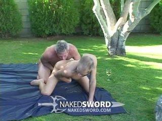 Butler\'s Best. Man Got His Butt Barebacked