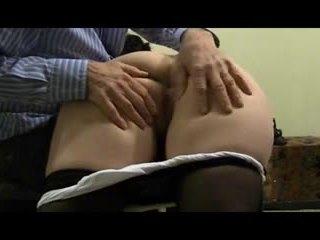 munnsex, gammel + young, spanking