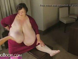 massive, bbw, granny
