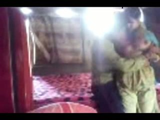 Quick Porno In A Bedroom Of Indian Pair