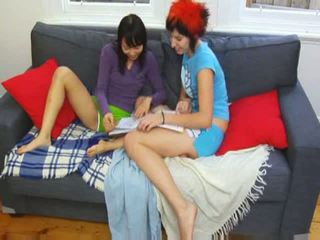 melancap, lesbian, remaja lesbian