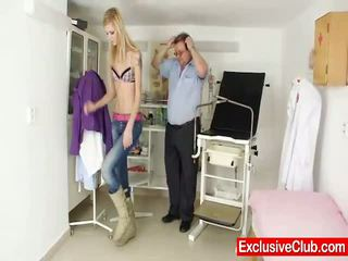 Hot Skinny Blonde Getting Fucked Insanely Hard