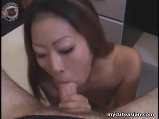 blow job, giapponese, adorabile