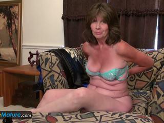 Europemature jade 이다 전시 올라 그녀의 senior 여성 성기: 고화질 포르노를 c9
