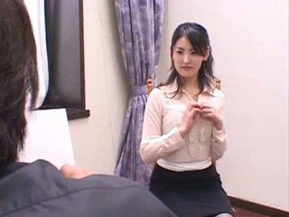 japansk, babes, särskilt allvarliga