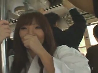 Dögös japán lány hitomi tanaka banged -ban nyilvános