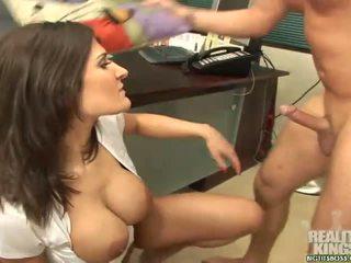 hardcore sex, oral sex, big boobs