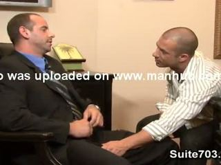 Bald người đồng tính girth và rod có miệng và hậu môn