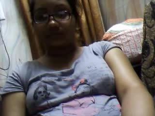 Bangla desi dhaka prawan sumia on web kamera