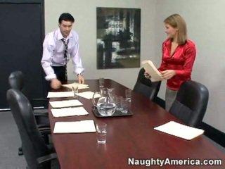 hardcore sex, офис секс, секретар