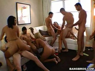 groupsex, cock ride, pornstars