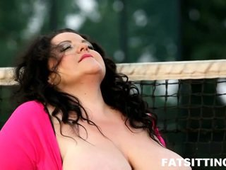 more chubby vid, quality bbw, great facesitting