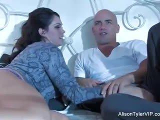 Alison tyler et son male gigolo