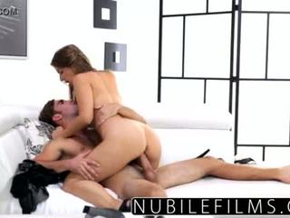 Passionate pussy pounding for brunette babe <span class=duration>- 9 min</span>