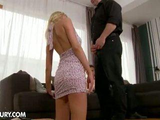 21 Sextury: Teena dolly gets double fucked