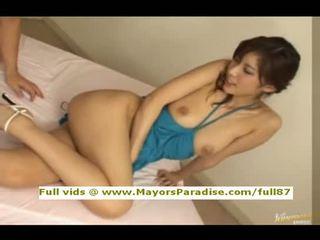 Riko tachibana innocent недосвідчена китаянка дівчина оральний
