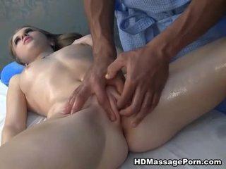 Massage ending trong vọt ra