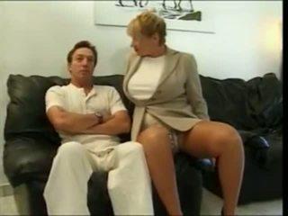 Gina vice prancūziškas seksas tryse