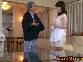 성숙한 일본의 여성 씨발 관
