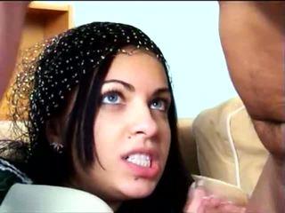 المص, الوجه, عربي