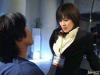 Japānieši av krūtainas