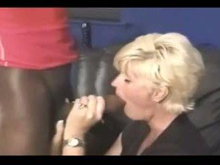 blondes, big boobs, interracial