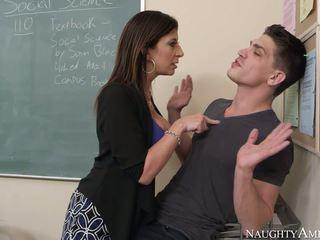 blowjob, big tits, milf