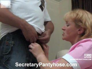 Emilia و desmond مكتب hose الاباحية فيديو