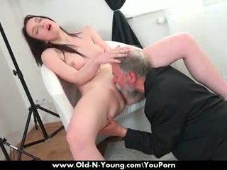 hardcore sex, παλιά μικρά, oldandyoung