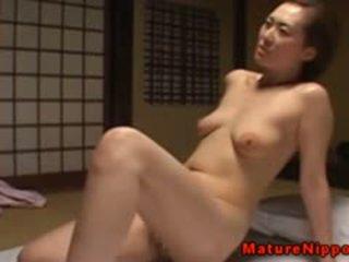 일본의, 성숙한, 하드 코어