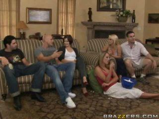 Fria naken mellan familj porr video-