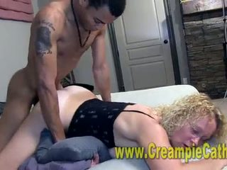Young BBC Leaves Huge Creampie <span class=duration>- 12 min</span>