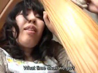 Subtitled 日本語 risky 性別 同 voluptuous 母親 在 法